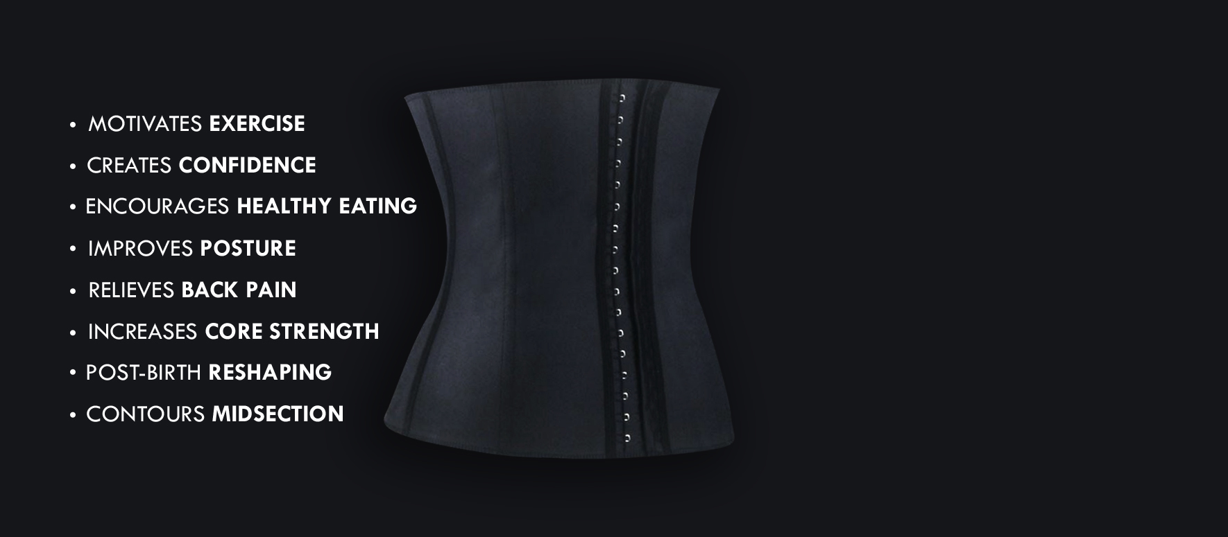 Waist trainer benefits