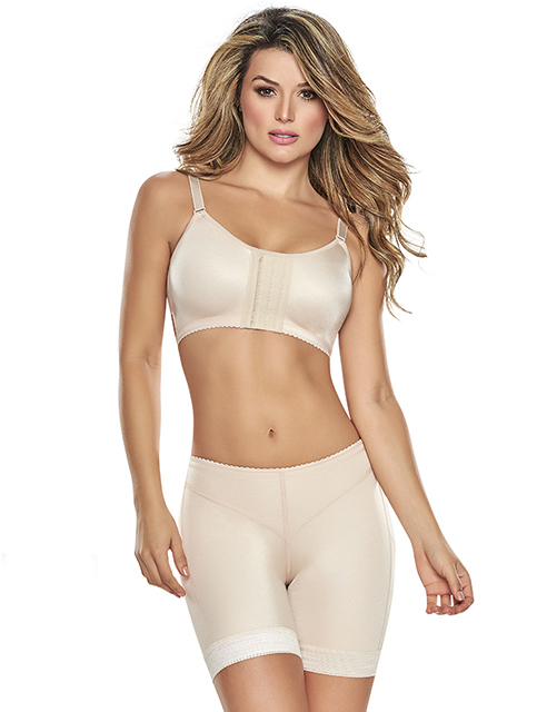 CIR Buttshaper Shorts Nude Front
