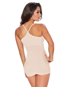 CIR Slimming Bodysuit Shaper Nude Back